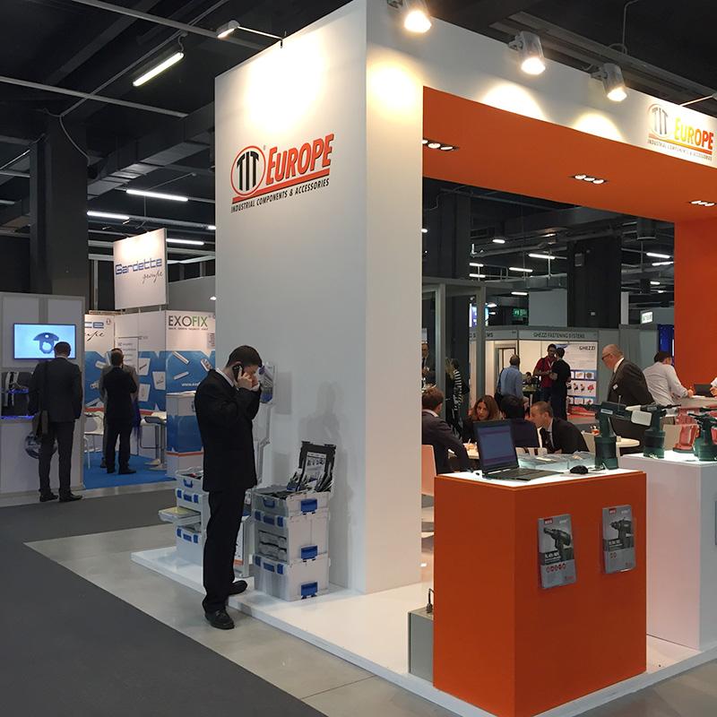 Fastener Fair Italy 2016